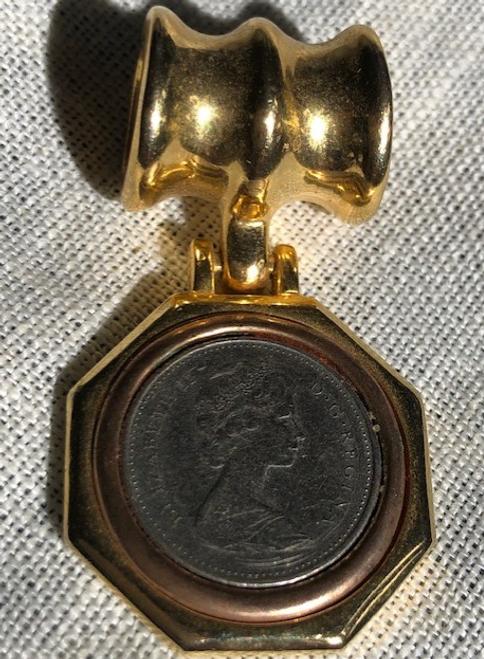 Queen Elizabeth Pendant