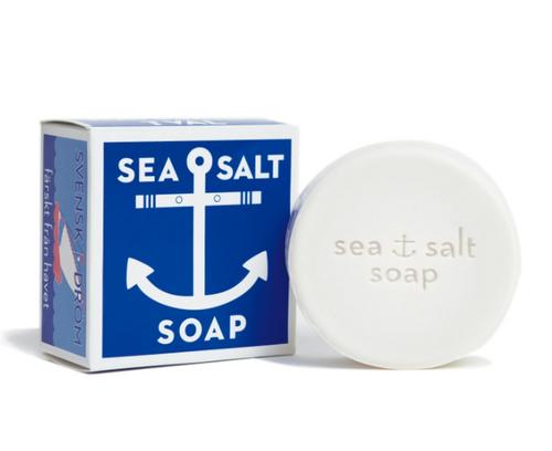 Sea Salt Soap, Havssalt Tval