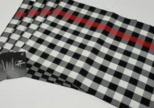 Placemats Guiguette  - Checkerboard