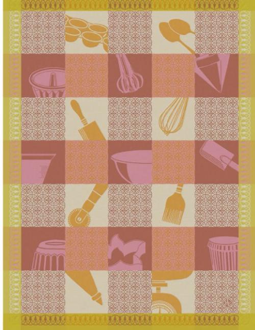 Chef Patissier Mosaique Macaron Kitchen Towel
