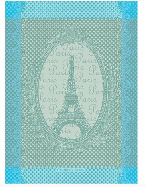 Paris Effeil Kitchen Towel