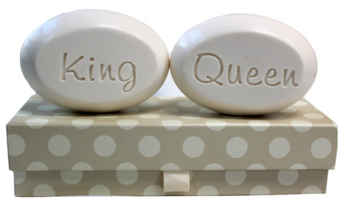 Queen and King Soap