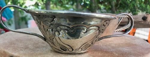 Sugar Bowl Engraved