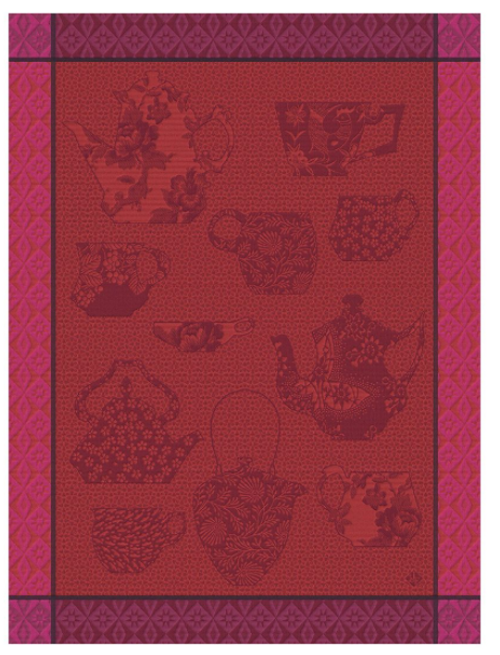 Comptoir du The Pink Kitchen Towel