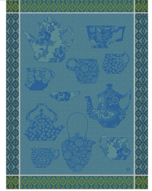 Comptoir du The Blue Kitchen Towel