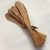 Olive Wood Spreader for Cheese Plate, Set of 4
