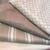 Coated Cream Linen Tablecloth
