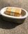 Ceramic/Metal Soap Dish