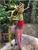 Handmade Rope Reindeer