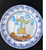 Vintage Brittany Plate - The Fishermen