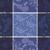 Hydrangeas square tablecloth