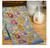 Tutti Frutti Blue Kitchen Towel