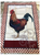 Rooster Kitchen Towels