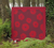 """Anemone Red Flower Tablecloth 47"""" x 47"""""""