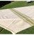 """Cream with green stripes Tablecloth,  Square 68"""" x 68"""""""