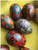 Hand Painted Wooden Eggs