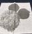 Black Hydrangea Napkin