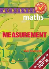Achieve! Maths - Measurement