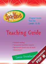 Sparklers - Red 1 - Teaching Guide