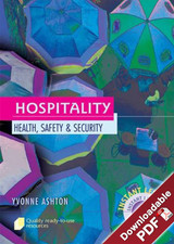Hospitality - Health, Safety and Security