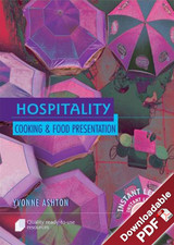 Hospitality - Cooking and Food Presentation