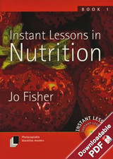 Instant Lessons in Nutrition - Book 1