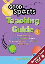 Sparklers - Good Sports - Teaching Guide