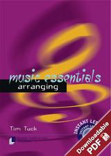 Instant Lessons - Music Essentials - Arranging