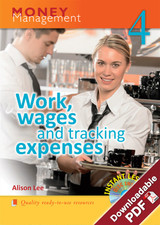 Money Management 4 - Work, Wages and Tracking Expenses