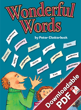 Wonderful Words - Middle Primary