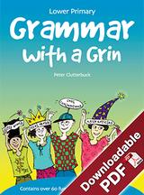 Grammar with a Grin - Lower - Book 1