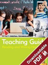 Go Facts - Digital Technologies - Teaching Guide