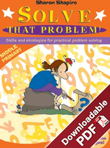 Solve That Problem Middle Primary