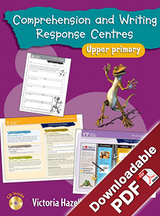Blake's Learning Centres Comprehension & Writing Response UP