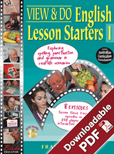View & Do English Lesson Starters Level 1