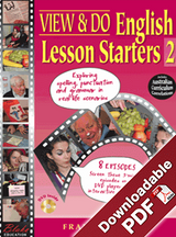 View & Do English Lesson Starters Level 2