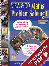 View & Do Maths Problem Solving Level 1