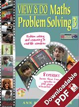 View & Do Maths Problem Solving Level 3