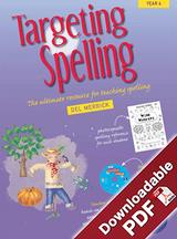 Targeting Spelling Teaching Guide - Book 4