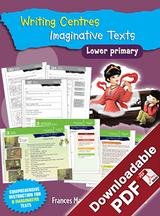 Blake's Learning Centres: Writing ImaginativeTexts LP