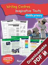 Blake's Learning Centres: Writing Imaginative Texts MP