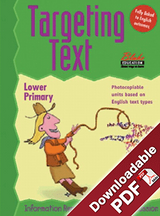 Targeting Text - Lower Primary - Book 3