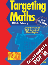 Targeting Maths Middle Operations and Number Patterns