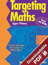 Targeting Maths Upper Space, Chance and Data