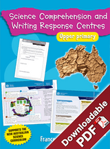 Blake's Learning Centres Science Comprehension & Writing UP
