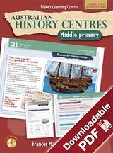 Blake's Learning Centres: Australian History Centres MP