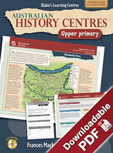 Blake's Learning Centres: Australian History Centres UP