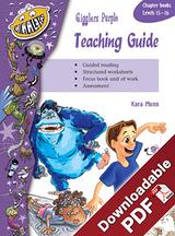 Gigglers - Purple - Teaching Guide