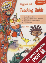 Gigglers - Red 1 - Teaching Guide