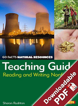 Go Facts - Natural Resources - Teaching Guide